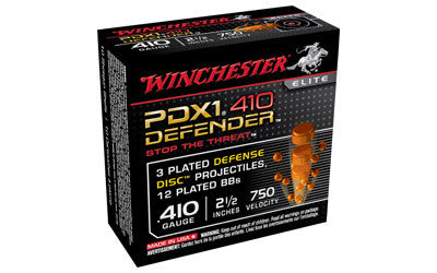 "WIN DEFENDER 410GA 2.5"" 3/12 DISC 10"