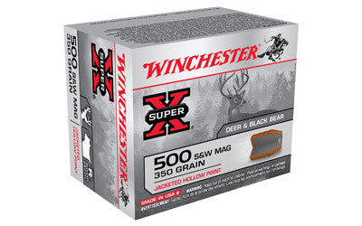 WIN SPRX 500SW 350GR JHP 20/200