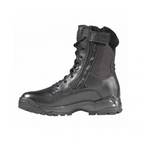 ATAC 8IN ZIP BOOT BLK 9