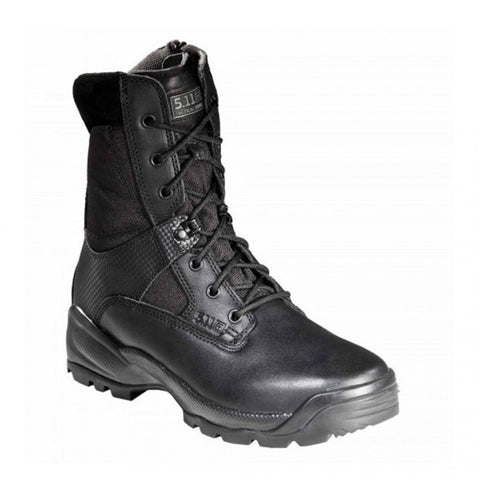 ATAC 8IN WMN ZIP BOOT BLK 6