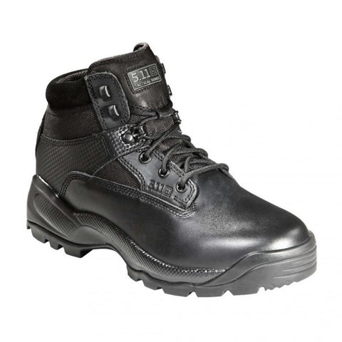 ATAC 6IN ZIP BOOT BLK 11W