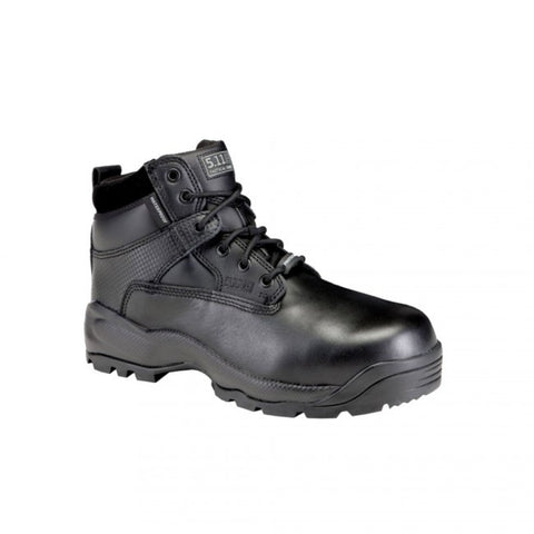 ATAC 6IN SHLD ZIP BOOT BLK 15