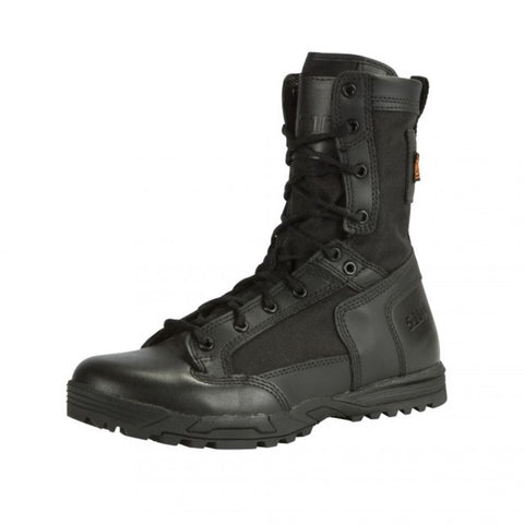 SKYWEIGHT W/SIDE ZIP BOOT BLK 7.5