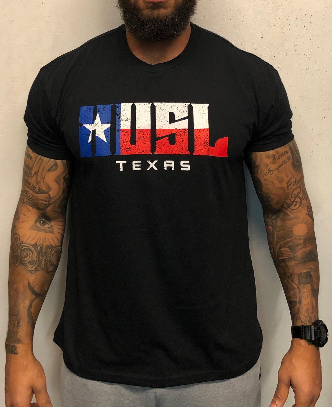Texas HUSL (blk/red/wht/Blu)