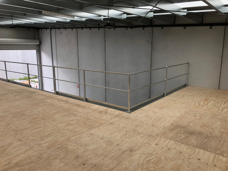 DIY Mezzanine Floor Kits | Fast and Easy Installation | Australia Wide Supply
