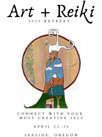 Art + Reiki Retreat 2020