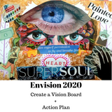 Envision 2020! - Vision Board + Action Plan Workshop *Local class in Portland, OR