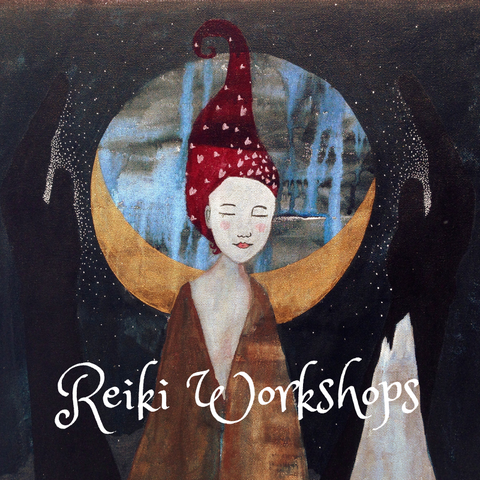 Reiki I & II * Local workshop in Portland, OR