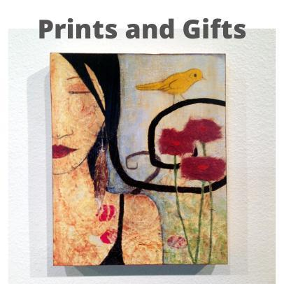 Prints cards and gifts - Lea K Tawd - Portland Artist