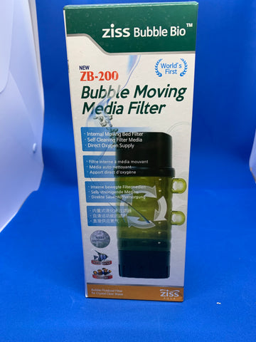 ZB-200 Bubble Bio Aquarium Biological Filter