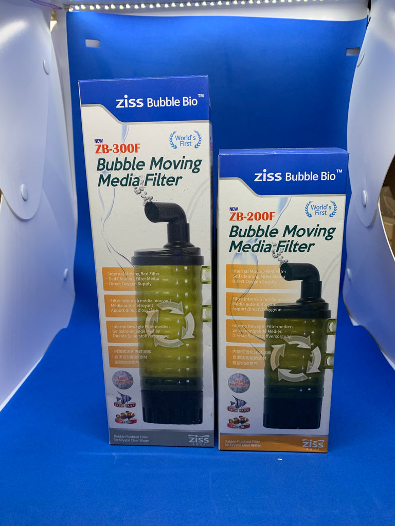 ZB-300F Bubble Bio Aquarium Biological Filter