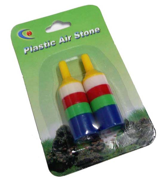 Air Stone Plastic 2 Pack