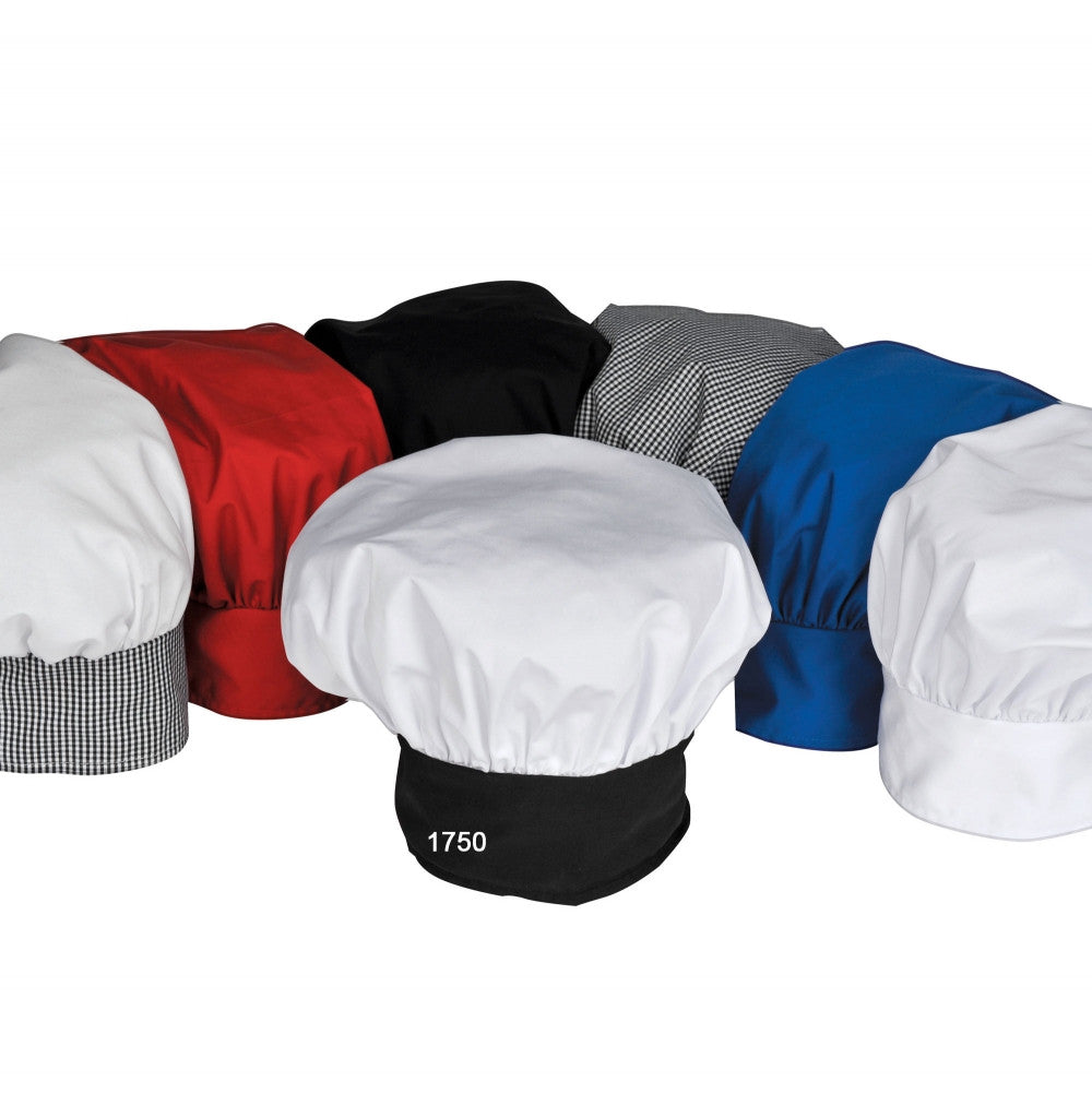 Chef Hat - Poly Cotton #1750