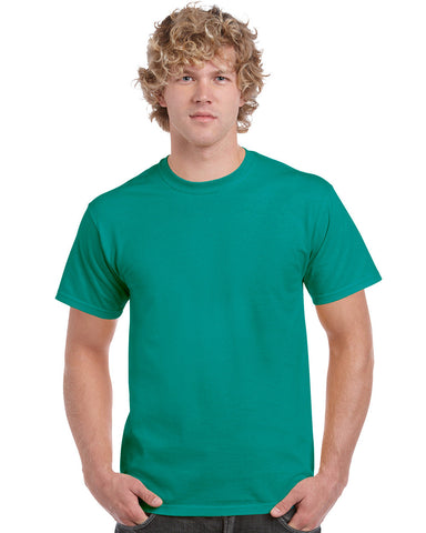 Classic Fit Adult T-Shirt - 100% Cotton - Size 4XL-5XL #2000