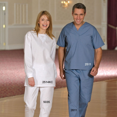 Unisex Scrub Top #2511