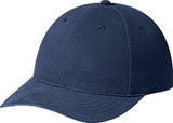 Heavyweight Brushed Cotton Drill Cap #2C440M