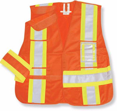 100% Polyester Safety Vest #BK102