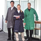 Long Coat with Dome Closures - Three Pocket #6020