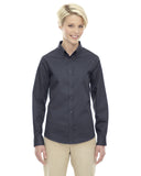Women's Operate Long Sleeve Twill Shirt #78193