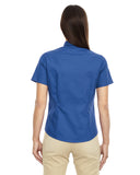 Women's Optimum Short-Sleeve Twill Shirt #78194