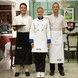 4 Way Apron - Spun Poly #8170