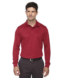 Men's Performance Armour Snag Protection Long-Sleeve Polo #85111