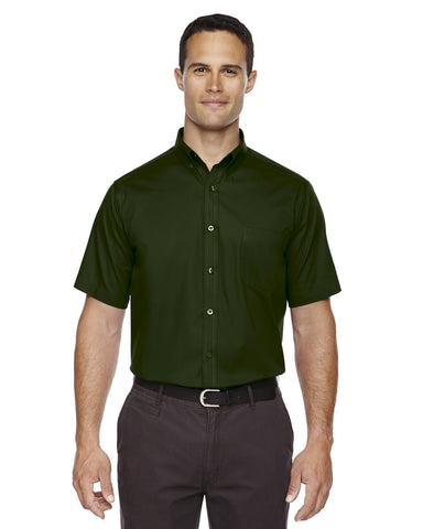 Men's Optimum Short Sleeve Twill Shirt #88194