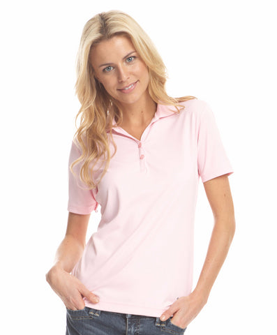 Women's Moreno Short Sleeve Polo #96252