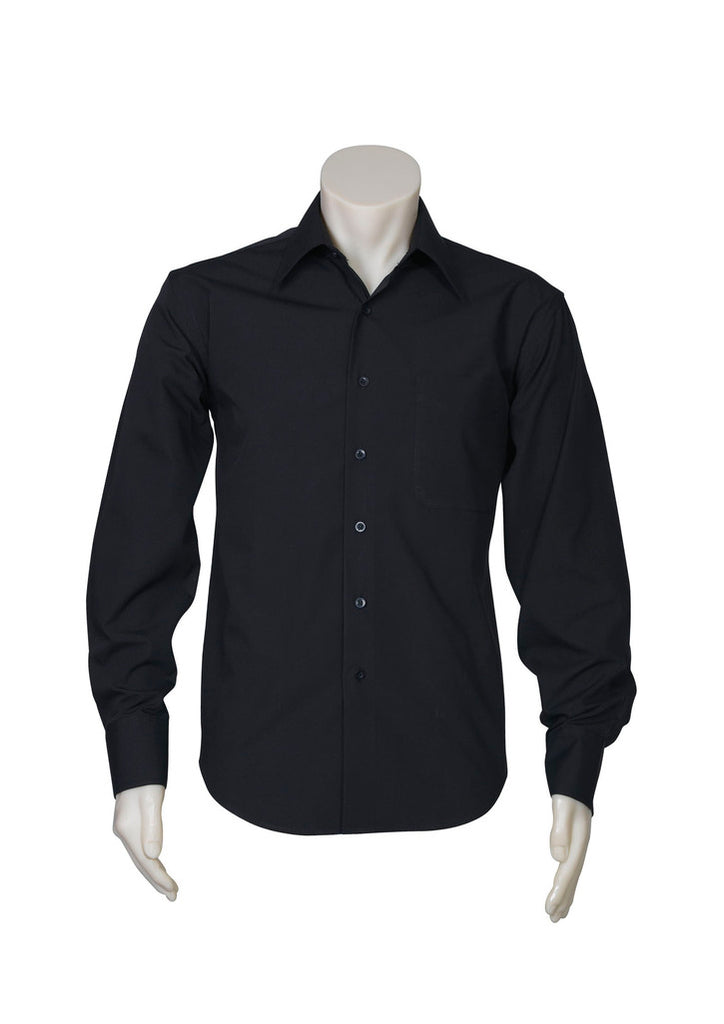 Men's Metro Long Sleeve Shirt #SH714