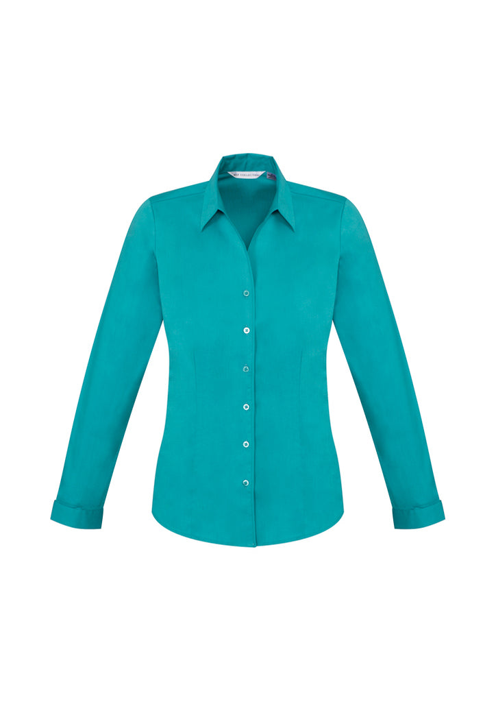 Ladies Monaco Long Sleeve Shirt #S770LL