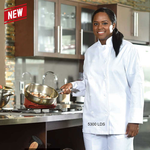 Women's Chef Coat #5300LD