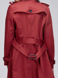 Long winter trench coat - 3 colors - E-Modesta