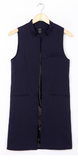 Highlyt  Elegant Long Vest