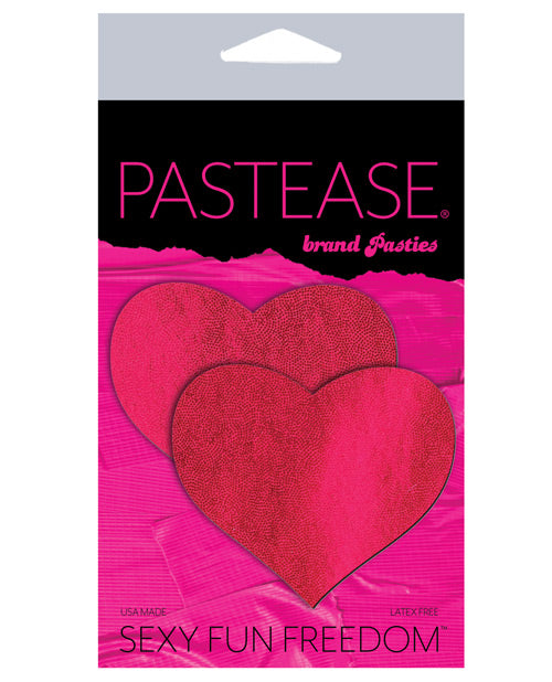 Pastease Love Liquid Heart - Red O-s