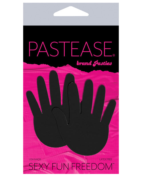 Pastease Hands - Black O-s