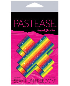 Pastease Glitter Plus -  Rainbow O-s