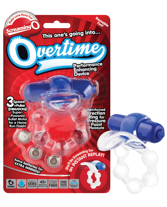 Screaming O The Overtime - Blue