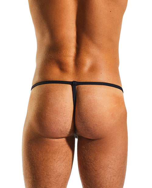 Cocksox Enhancing Pouch Slingshot Jet Black Md