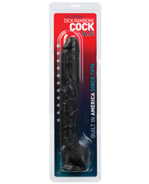 Dick Rambone Cock - Black