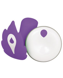 Gigaluv Deep Secret Remote - Purple