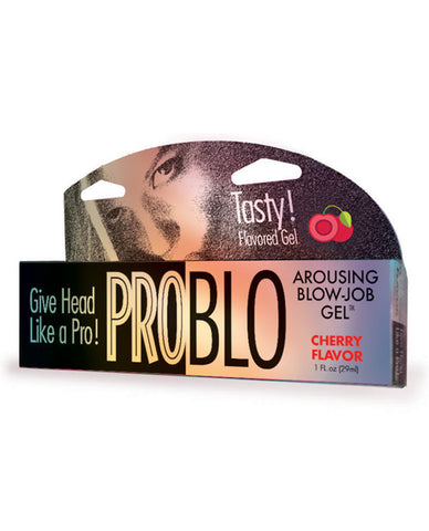 Problo Oral Pleasure Gel - Cherry
