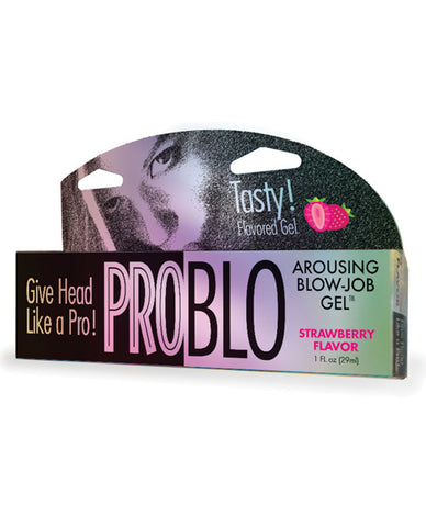 Problo Oral Pleasure Gel - Strawberry