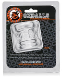 Oxballs Squeeze Ball Stretcher - Clear