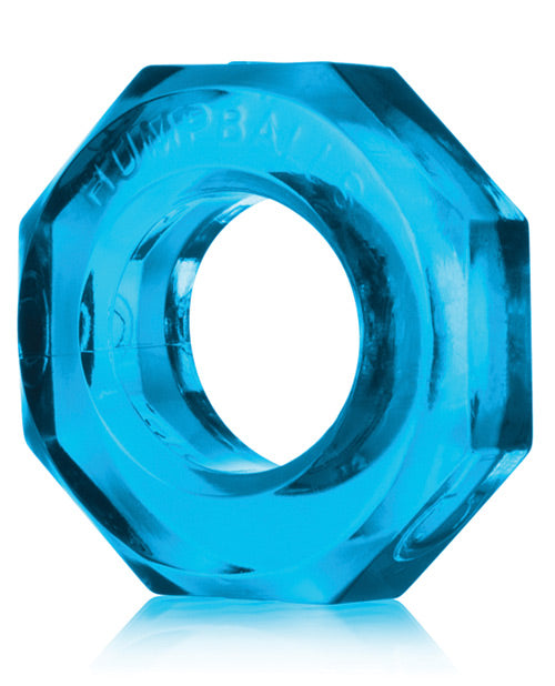 Oxballs Humpballs Cock Ring - Ice Blue