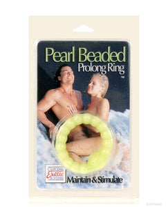 Pearl Beaded Prolong Ring - Glow