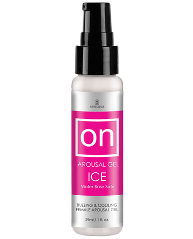 On For Her Arousal Gel Ice - 1 Oz