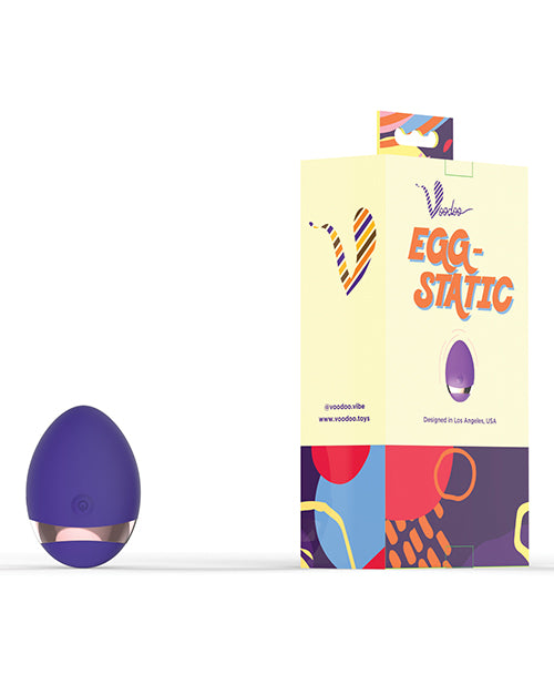 Voodoo Egg-static 10x Wireless - Purple