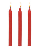 Master Series Fetish Drip Candles - Fire Sticks Set Of 3