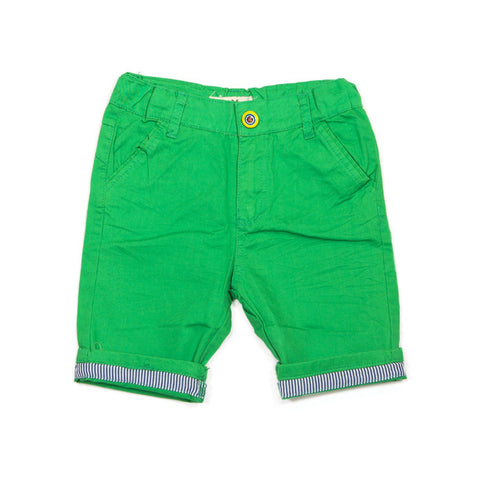 Chino Shorts - Green