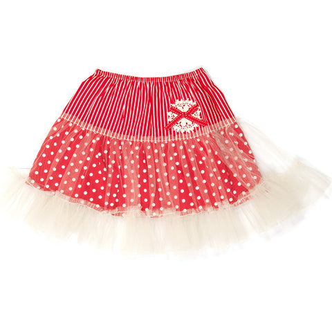 Frilly Milly Tutu - Red